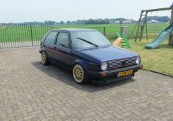 Golf MK2 20VT 6spd 4Motion